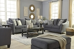 Jett Sofa and Loveseat
