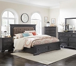Praden Storage Bed