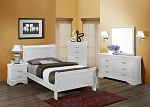 Benson Twin 7 Pc Bedroom Set