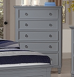 Berkshire Gray Chest Drawer