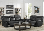 Calvin Sofa and Loveseat Recliner Set
