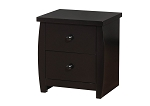 Jaymee Black Nightstand