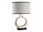 6245 Beige Table Lamp