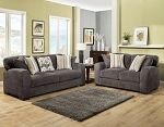 Benedict Sofa and Loveseat