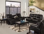 Bethel Reclining Sofa and Loveseat