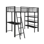 Booker Twin Loft Bed