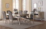 Evelyn 7 Pc Dining Set