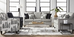 Harmon Sofa and Loveseat