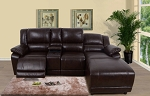 Kingwood 2 Pc Reclining Sectional