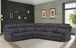 Marcia 6 Pc Full Power Reclining Sectional
