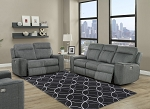 Navin Full Power Reclining Sofa and Loveseat