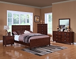 Ruse 7 Pc Queen Bedroom Set