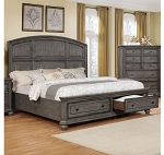 Ruth Storage Bed