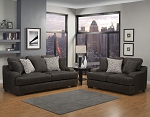 Holtville Sofa and Loveseat