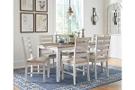 Saina 7 Pc Dining Set