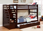 Shay Twin Bunk Bed with Storage Steps