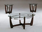 Stockbridge 3 Pc Table Set