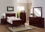 Wright Twin 7 Pc Bedroom Set