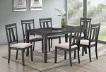 Almeria 7 Pc Dining Set