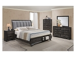 Arcadia 7 Pc Bedroom Set