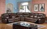 Bernice 3 Pc Reclining Sectional
