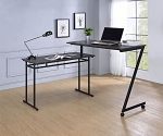 Brewer Swivel Desk
