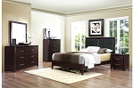 Broly 7Pc Queen Bedroom Set