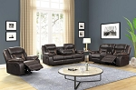 Bryan Reclining Sofa and Loveseat
