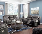 Buckley Full Power Reclining Sofa and Loveseat