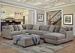 Granada 3Pc Sectional