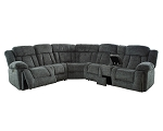 Groveshire Full Power Reclining Sectional