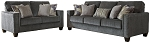 Harlow Sofa and Loveseat