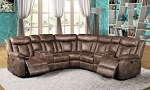 Isadora 3Pc Reclining Sectional