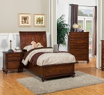 Kennard Twin Storage Bed