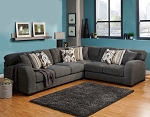 Lyla 3 Pc Oversized Sectional
