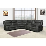 Lyndon 3 Pc Motion Sectional
