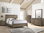 Neil 7 Pc Bedroom Set