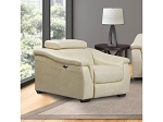 Nexus Top Grain Leather Match Power Recliner (Two Chair Set)
