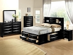 Odetta 7 Pc Bedroom Set