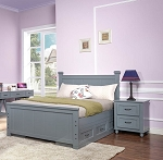 Ofelia Full Storage Bed
