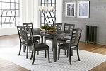 Olympian 7 Pc Dining Set