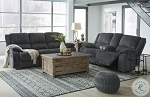 Palatine Reclining Sofa and Loveseat
