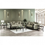 Paola Sofa and Loveseat