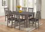 Parker Gray 7 Pc Dining Set