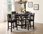 Robbins 5pc Counter Height Dining Set