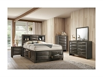 Toby 7 Pc Bedroom Set