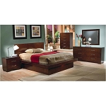 Wineville 7Pc Bedroom Set