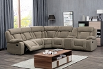 Tora 6 Pc Reclining Sectional