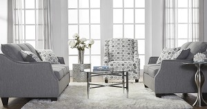 Ginsberg Sofa and Loveseat