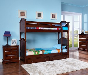 Gideon Storage Bunk Bed